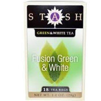 Stash Fusion Green/White Tea - 18 CT