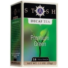 Stash Decaf Premium Green Tea - 18 CT