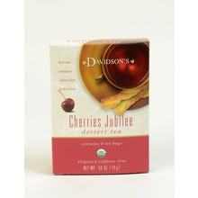 Davidsons DT Cherries Jubilee tea 8ct