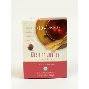 Davidsons DT Cherries Jubilee tea 8ct