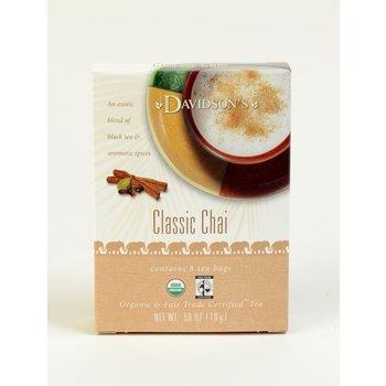 Davidsons DT Classic Chai tea 8 ct