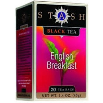 Stash English Breakfast Tea 20 ct