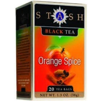 Stash Orange Spice Tea Box - 20 CT