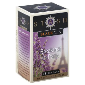 Stash Breakfast In Paris Black Tea 18 ct