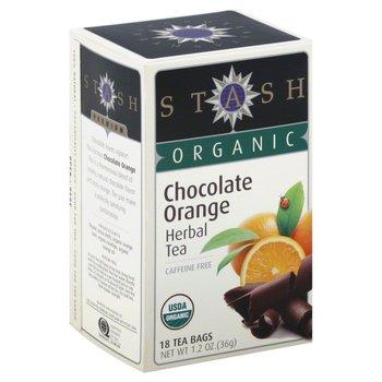 Stash Herbal Chocolate Orange Tea bags - 18 CT