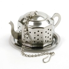 Norpro Teapot Tea Infuser with Tray