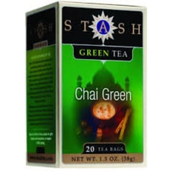 Stash Green Chai 20 Ct