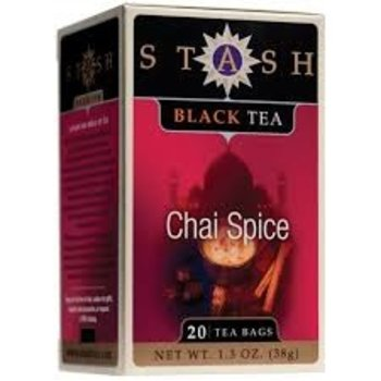 Stash Chai Spice Tea - 20 CT