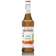 Monin Salted Caramel Syrup - 25.4OZ glass bottle