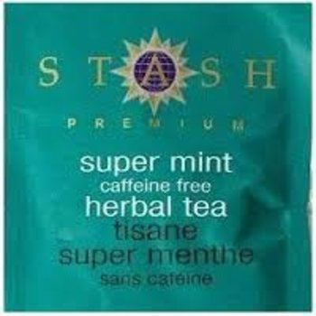Stash Super Mint Herbal Tea 18 ct