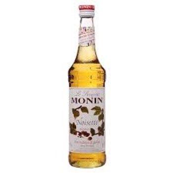 Monin Hazelnut Syrup - 25.4OZ glass bottle
