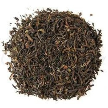 Organic Darjeeling Black Loose Tea - 2 Oz Bag