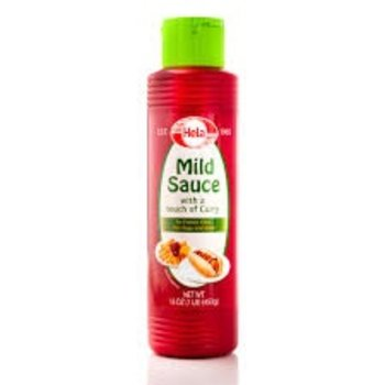 Hela Mild Curry Sauce - 16 oz