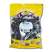 Katja Licorice Herring 17 oz bag