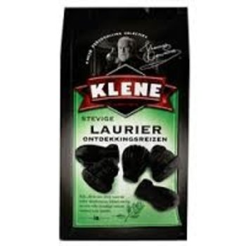 Klene Hard Salty Licorice Laurier - 7 OZ Bag
