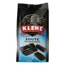 Klene Hard Salty Licorice Waterweken - 7OZ