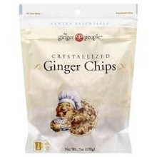 Ginger People Bakers Cut Crystallized Ginger - 7 oz