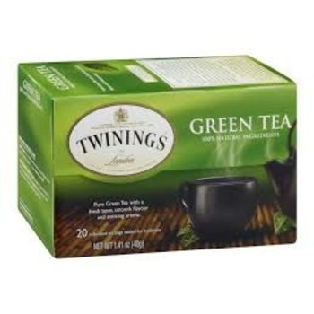 Twinings Original Green Tea - 20CT
