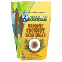 Wholesome Coconut Palm Sugar - 16OZ
