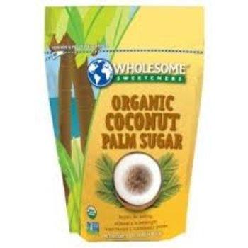 Wholesome Coconut Palm Sugar - 16OZ