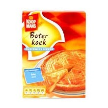 Koopmans Buttercake Mix - 14.1 OZ