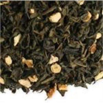 Organic Jasmine Almond with Orange Flavored Green Loose Tea - 2 Oz Bag