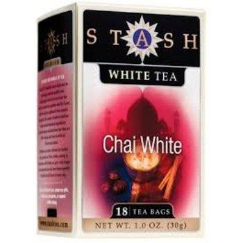 Stash White Chai premium tea 18 ct