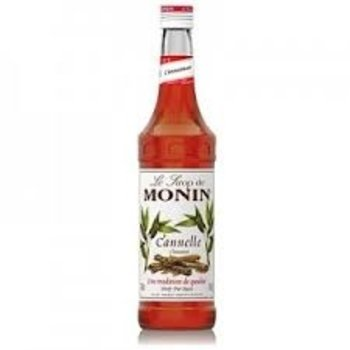 Monin Cinnamon Syrup - 25.4OZ glass bottle