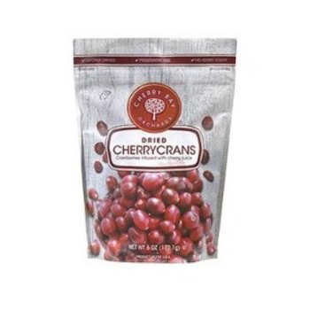 Cherry Bay Orchards Dried Cranberry Cherry 6 oz bag