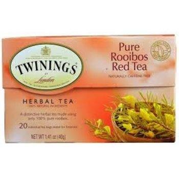 Twinings Pure Rooibos Tea - 20 Individual tea bags