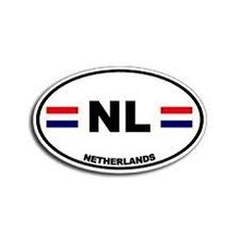 Innovative Ideas Inc NL Car Sticker