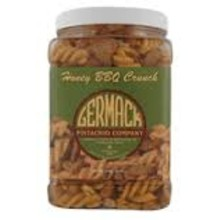 Germack Honey BBQ Crunch mix 19 oz jar