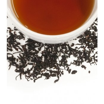 Black Currant Flavored Black Loose Tea - 2 Oz Bag