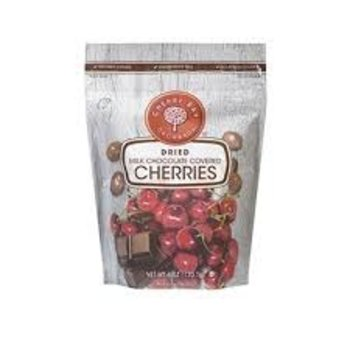 Cherry Bay Orchards Milk Chocolate Covered Cherries - 6 oz bag