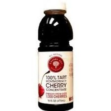 Cherry Bay Orchards Cherry Concentrate 100%- 16 oz