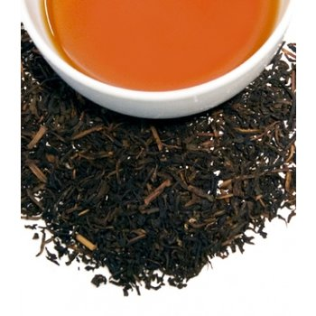 Midsummer Peach Flavored Black Loose Tea - 2 Oz Bag