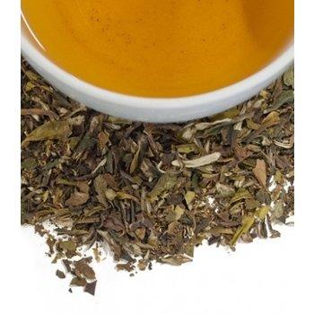 White Vanilla Grapefruit Flavored Herbal Loose Tea - 2 Oz Bag