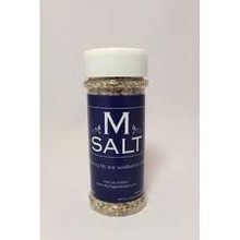 Michigan Salted M Salt Shaker - 5.5 oz