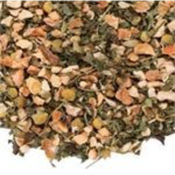 Organic Herbal Lemon Medley Loose Tea - 2 Oz Bag