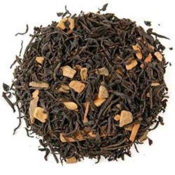 Cinnamon Flavored Black Loose Tea - 2 Oz Bag