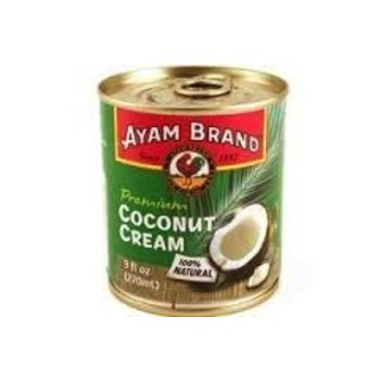Ayam Coconut Cream Can - 9 OZ