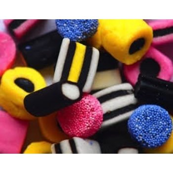Gustafs Allsorts Licorice 12 oz bag