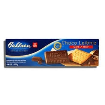 Bahlsen Dark Chocolate Leibniz - 4.4 OZ