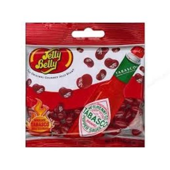 Jelly Belly Tabasco Flavored Beans - 3.1 OZ