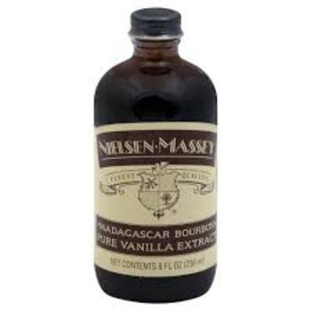 Nielsen Massey Pure Vanilla Extract 8 Oz