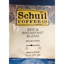 Schuil Bed & Breakfast Pkt - Single Pot