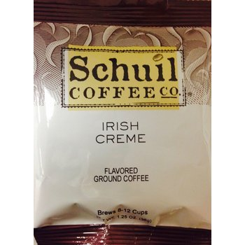 Schuil Irish Cream Coffee Pkt - Single Pot