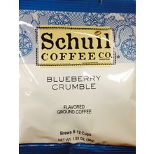Schuil Blueberry Crumble Pkt - Single Pot