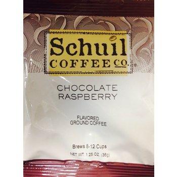 Schuil Chocolate Raspberry Pkt - Single Pot