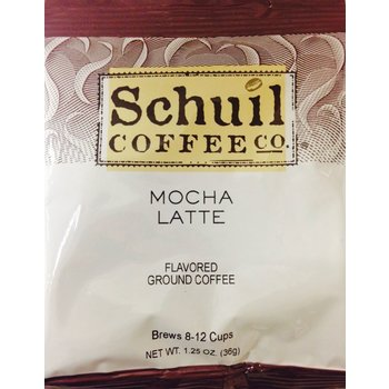 Schuil Mocha Latte - Single Pot